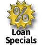 Loan Specials at Firefighters CU